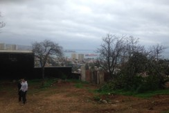 Oportunidad Terreno Vista a la Bahía Valparaíso